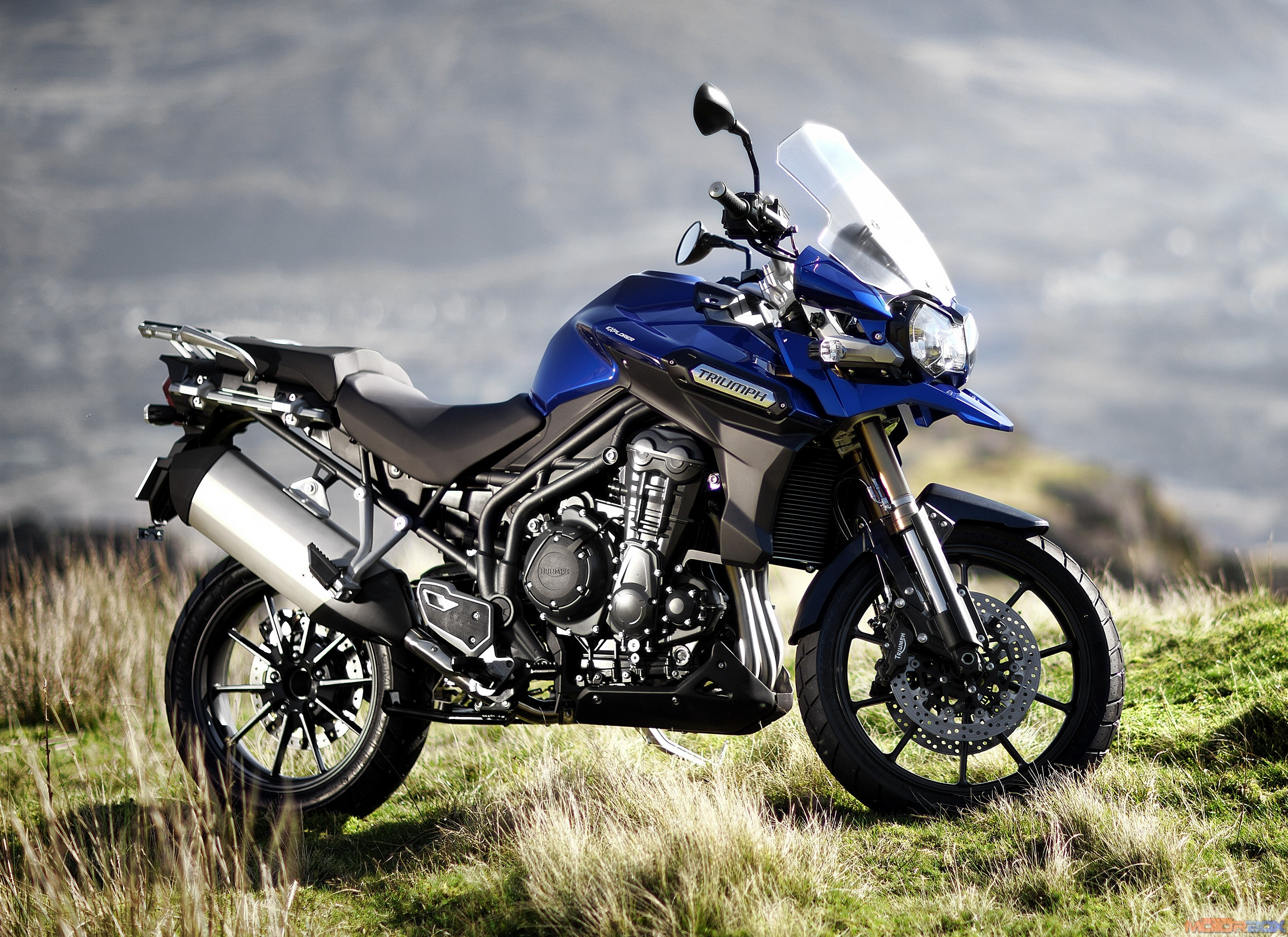 Triumph Tiger Explorer 2014 #6