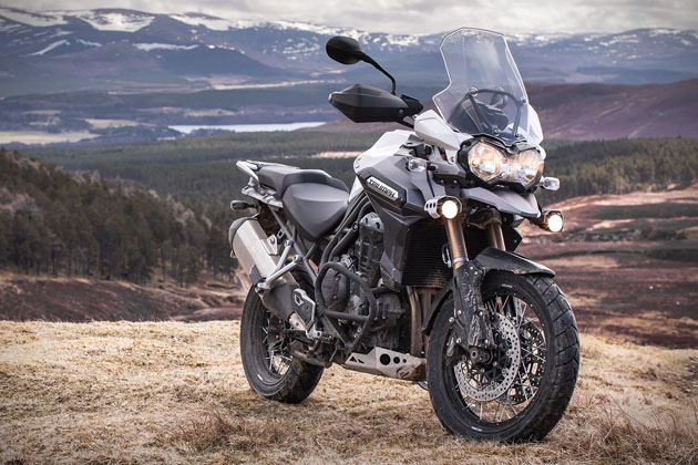 Triumph Tiger Explorer 2014 #7