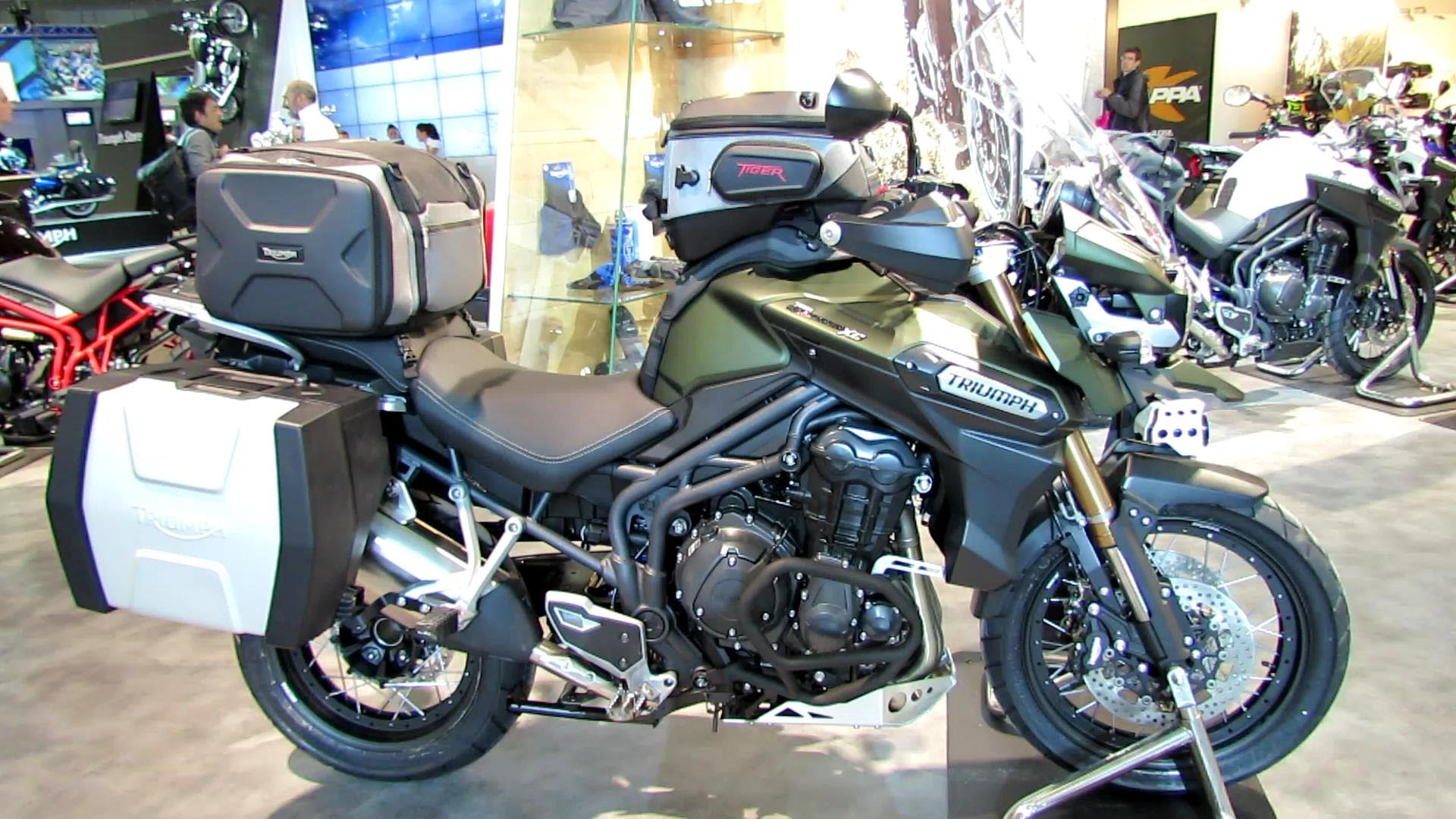 Triumph Tiger Explorer 2014 #8