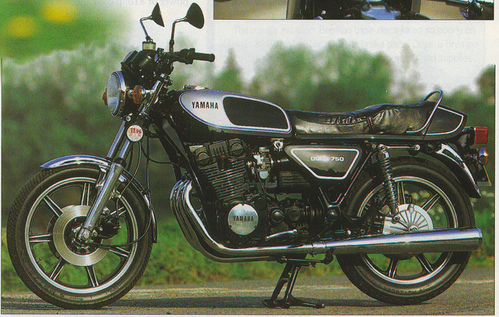 Triumph Trident 750 (reduced effect) 1991 #10