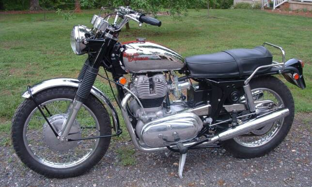 Triumph Trident 750 (reduced effect) 1991 #4