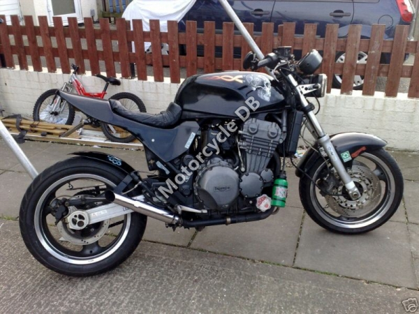 Triumph Trophy 1200 (reduced effect) #12