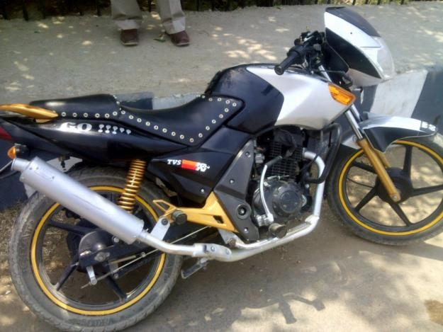 TVS Flame SR125 Disc Price, Specs, Review, Pics & Mileage in India