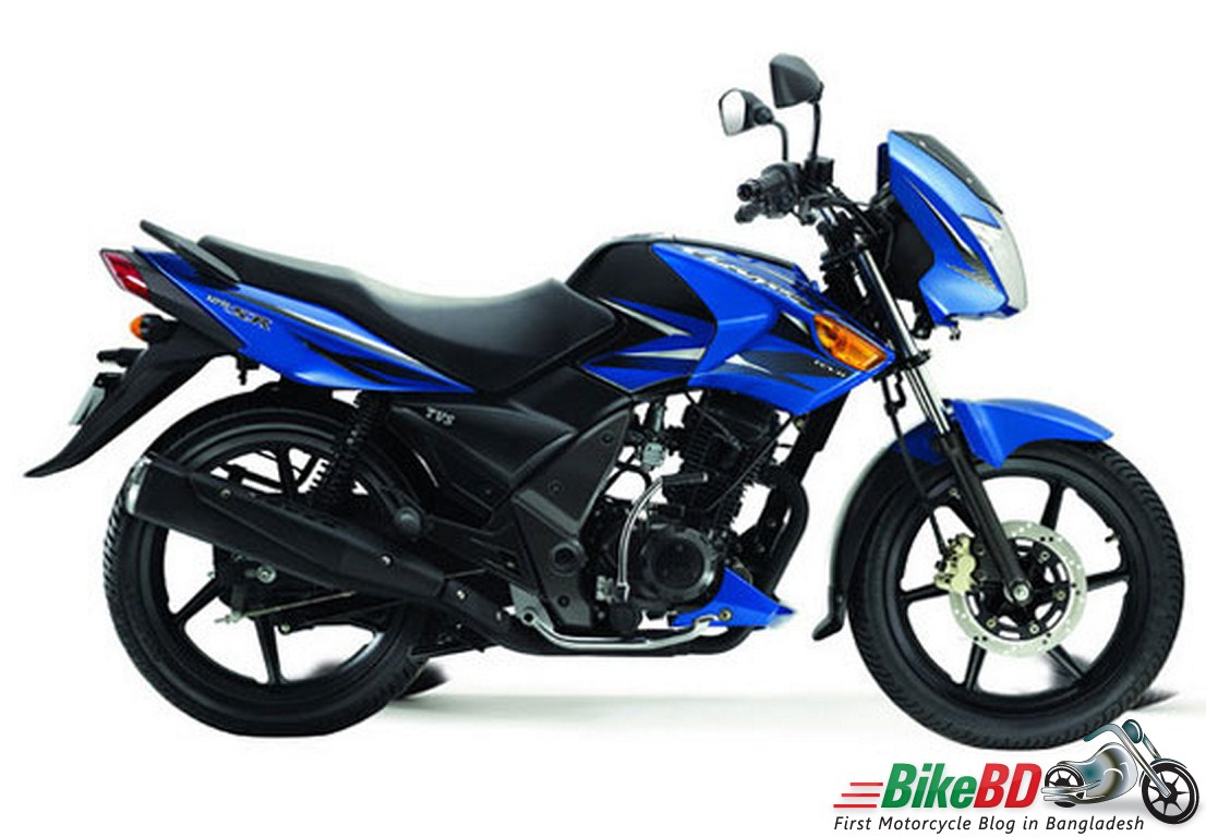 TVS Flame DS 125 2010 #8