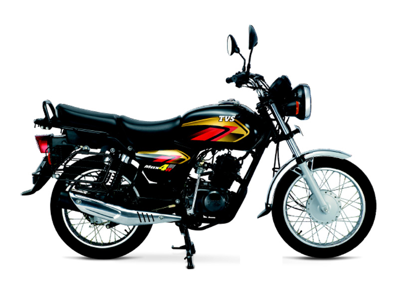 TVS Flame DS 125 2010 #11