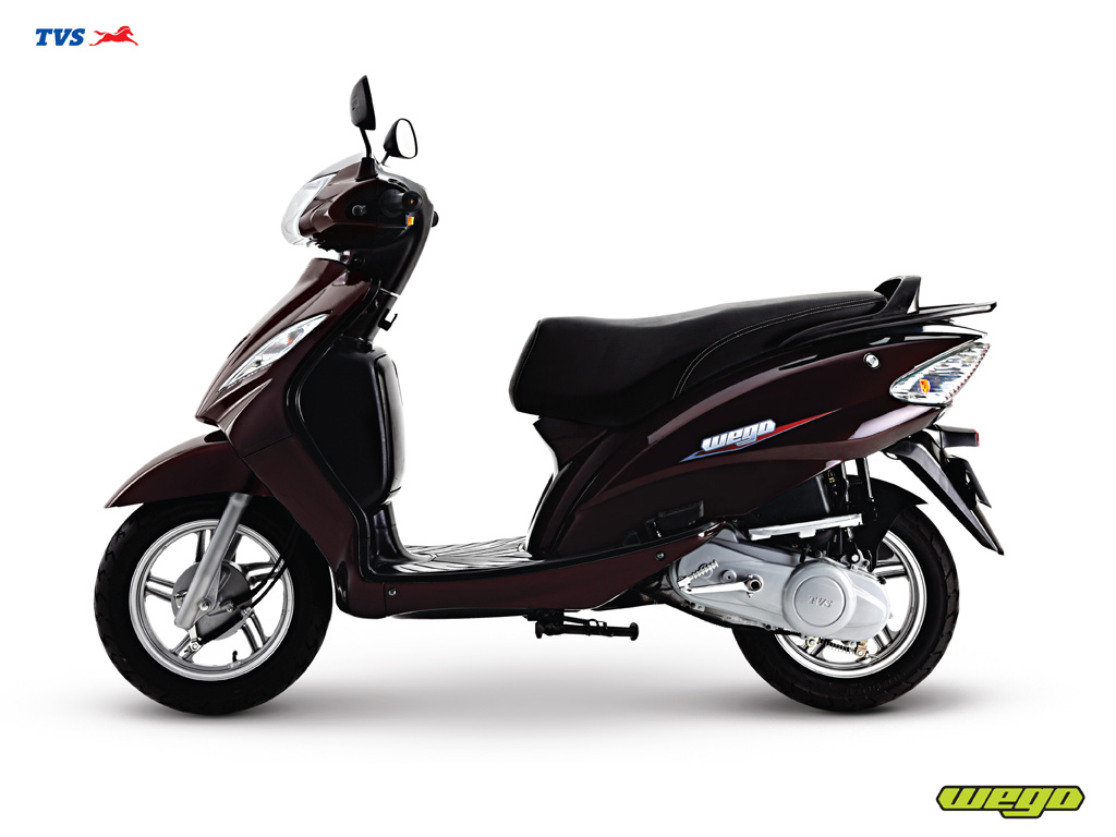 TVS Scooter #7