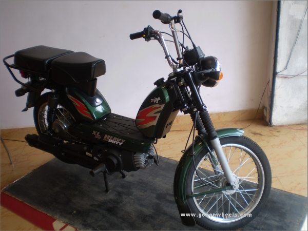 2007 TVS XL Super HD #7