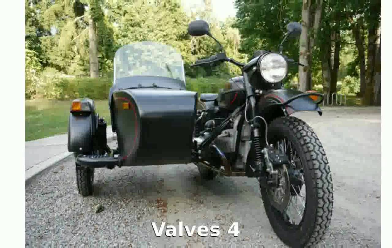 Ural Gear Up 750 2007 #3