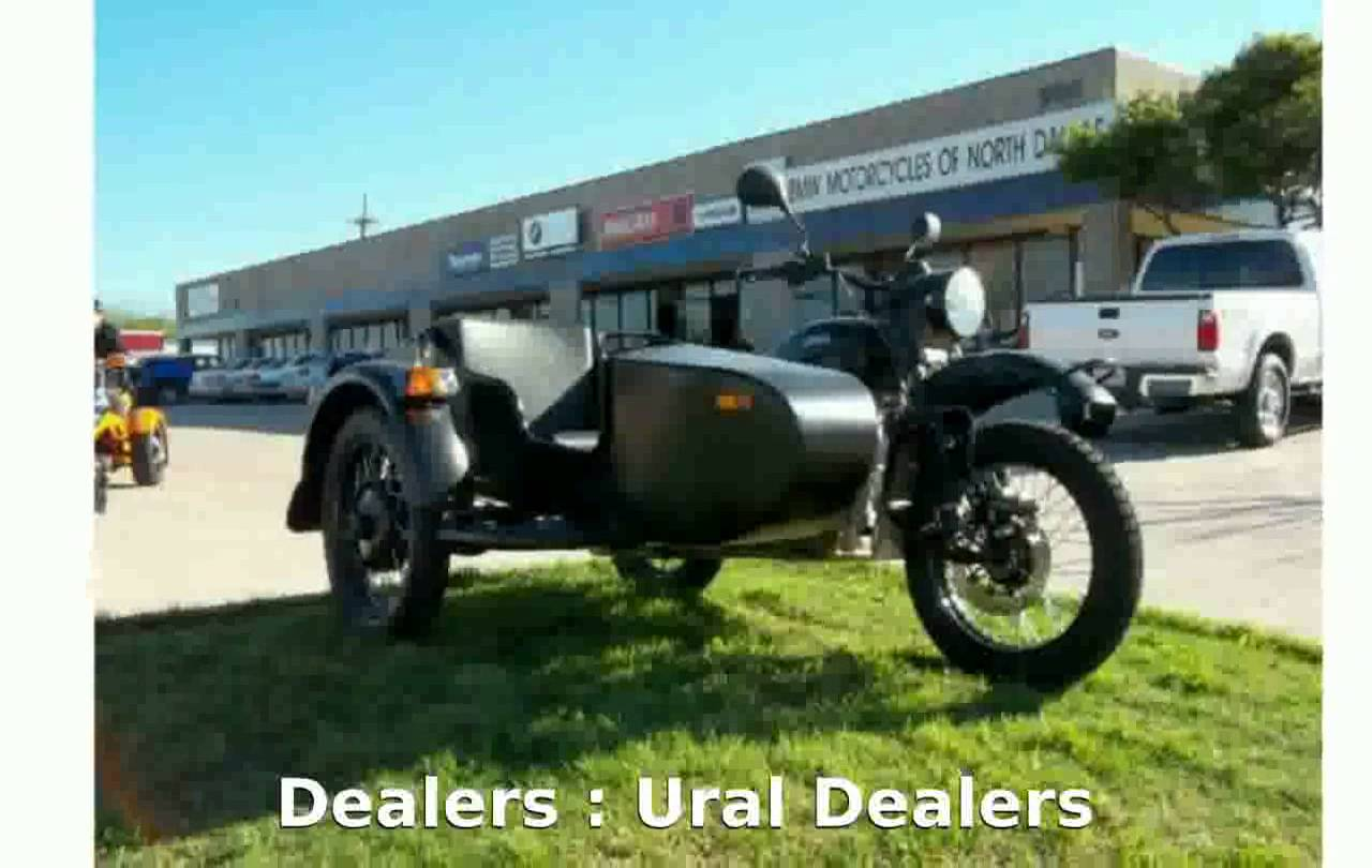 Ural Gear Up 750 2007 #6