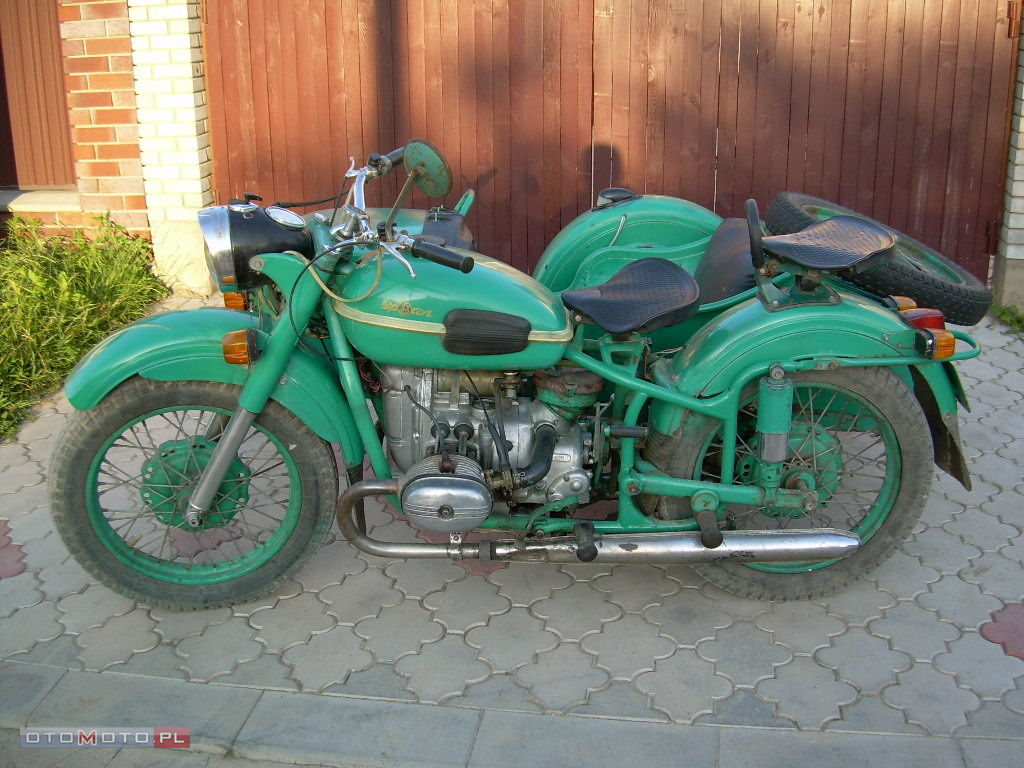 Ural M 67-6 (with sidecar) #5