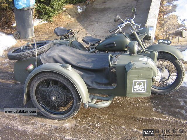 Ural M-63 - from the range of heavy bikes #5