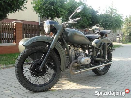 Ural M-63 - from the range of heavy bikes #8
