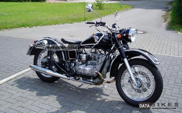 Ural Wolf 750 Solo 2011 #2