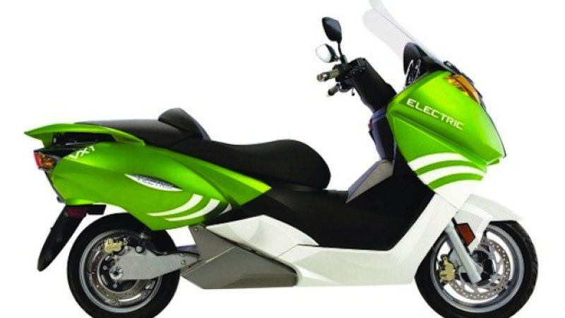 Vectrix Electric 3-Wheeler 2008 #12