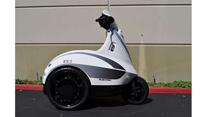 Vectrix Electric 3-Wheeler: it's time to care about the environment  #6