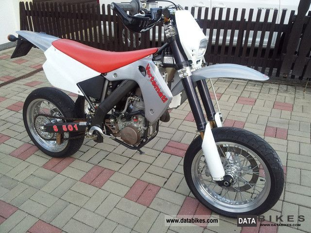 Vertemati Super motard #9