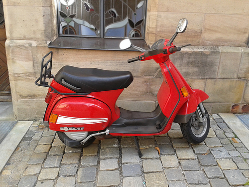 Vespa Cosa 200 GS: people like it! #8