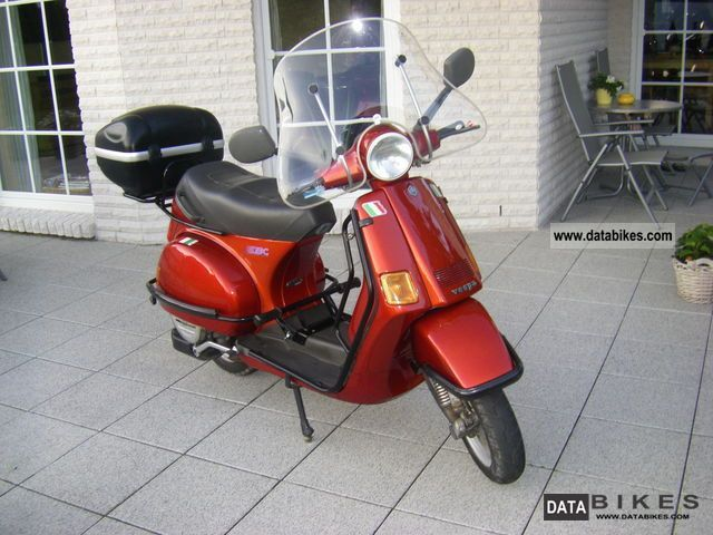 Vespa Cosa 200 GS: people like it! #9