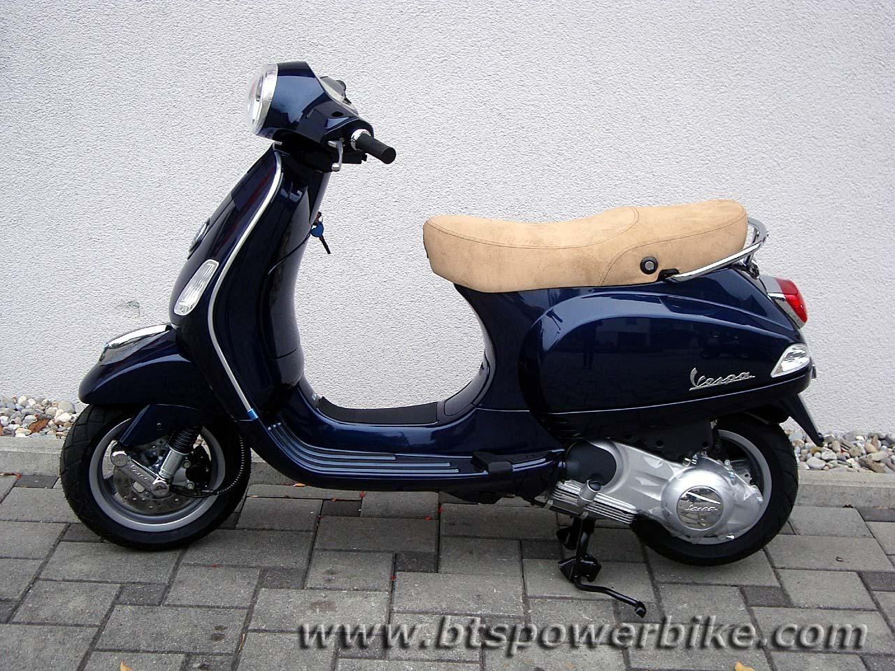 2010 vespa lx 50 2t moto zombdrive com. Black Bedroom Furniture Sets. Home Design Ideas