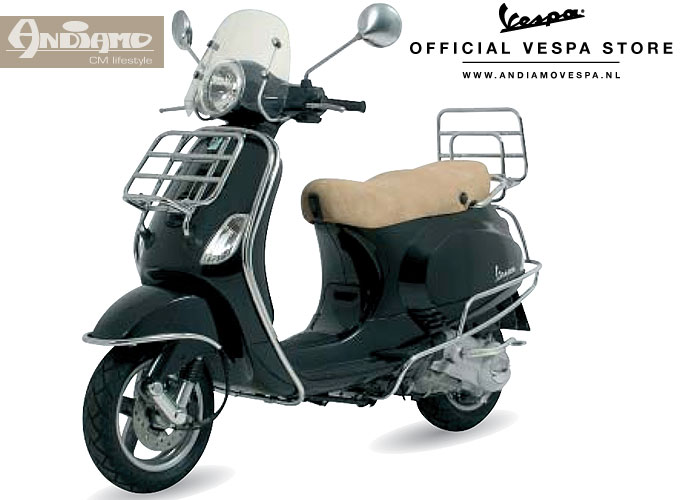 vespa vespa lx 50 4t moto zombdrive com. Black Bedroom Furniture Sets. Home Design Ideas