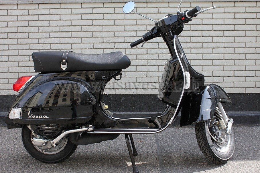 2007 vespa px 125 moto zombdrive com. Black Bedroom Furniture Sets. Home Design Ideas