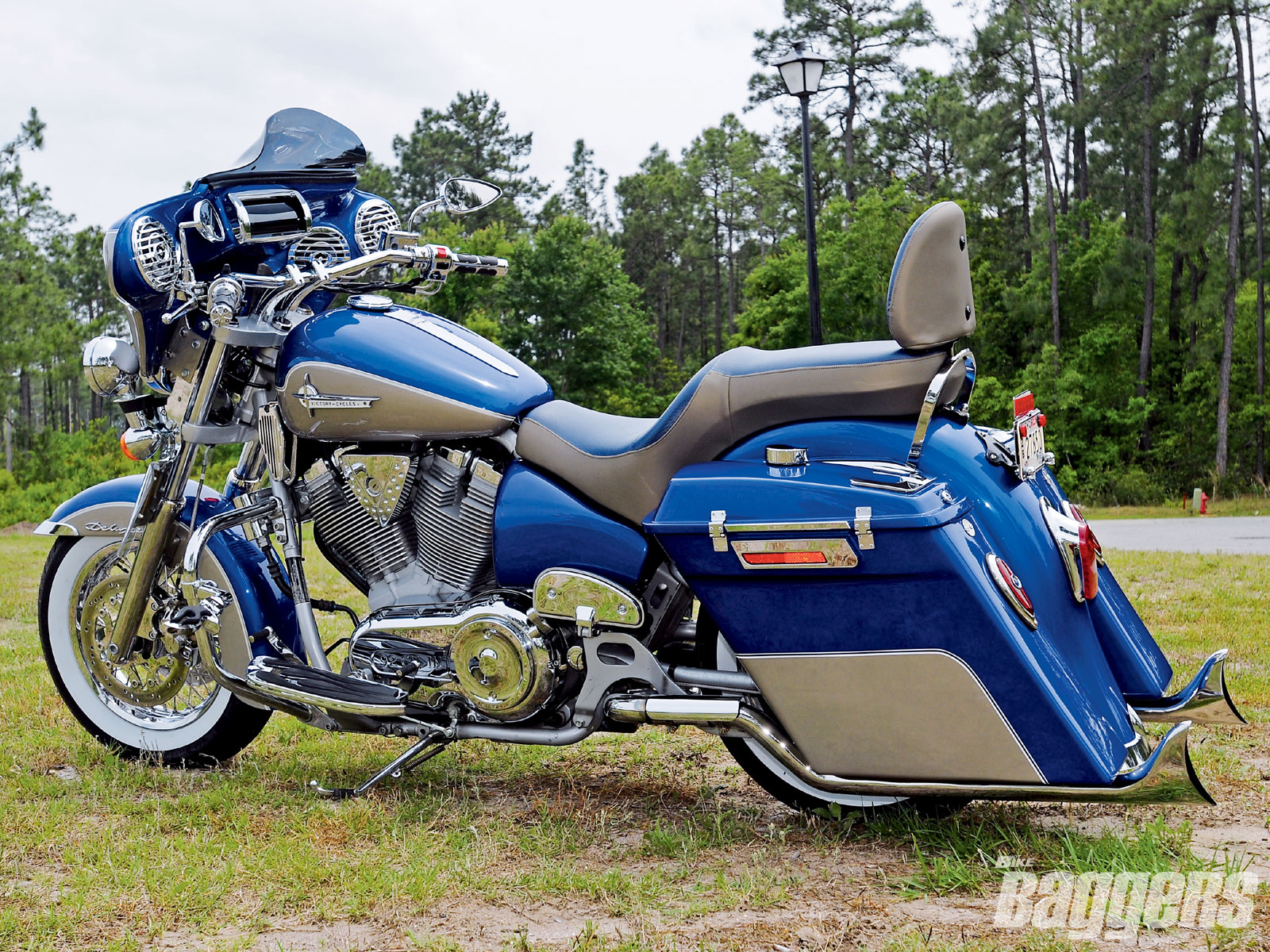 2003 Victory Classic Cruiser #13