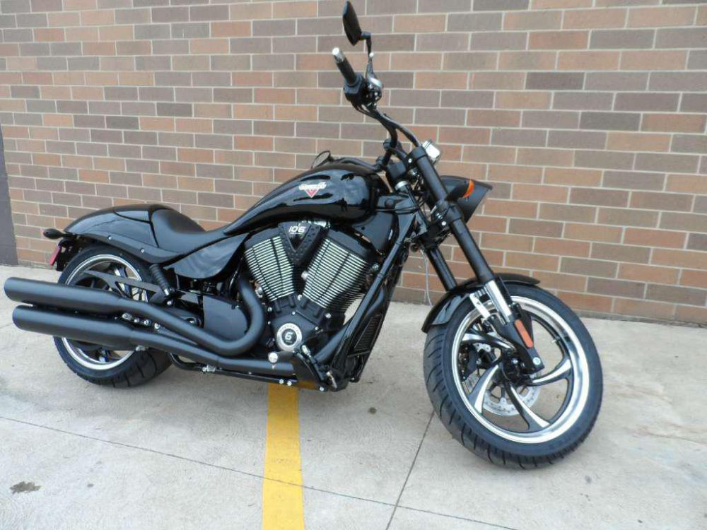 2014 VICTORY HAMMER 8 BALL - Image #8