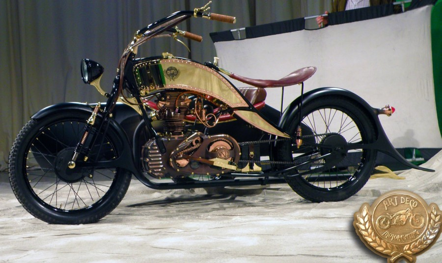 Von Dutch Motorcycle #3