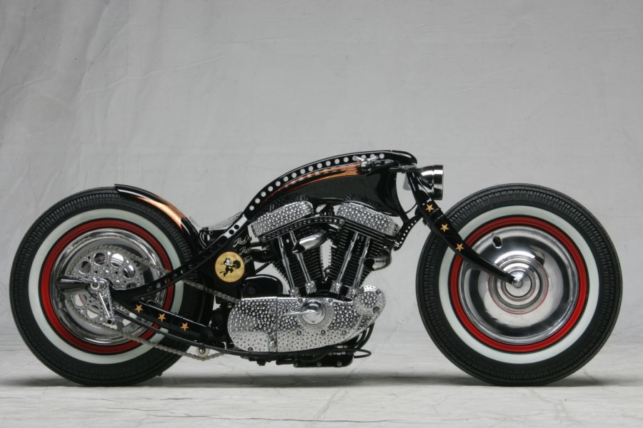 Von Dutch Motorcycle #4