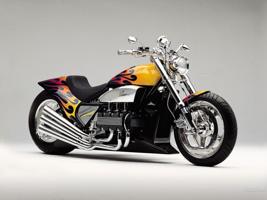 Von Dutch Motorcycle #6