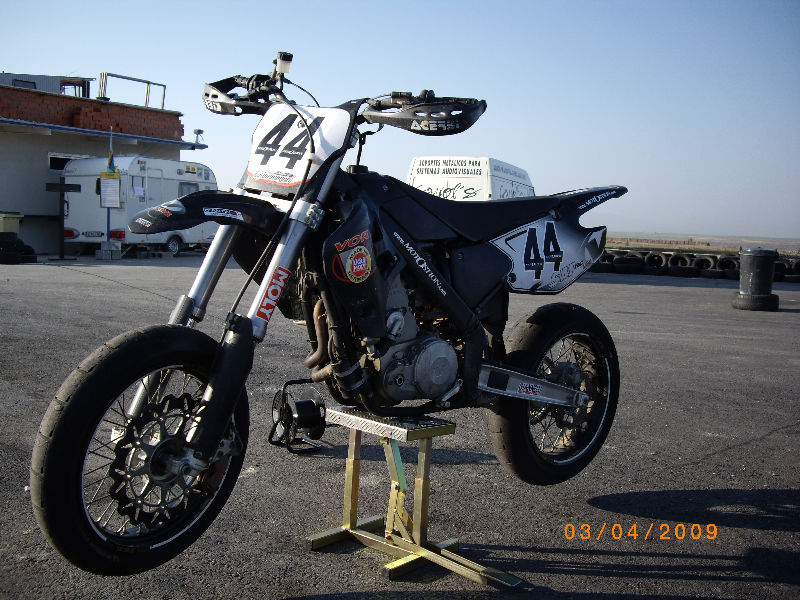 VOR Super motard #9