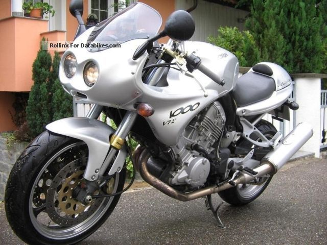 Voxan V2 Cafe Racer: still remains in memory of bikers #9