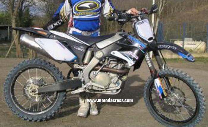 WRM 450 MX1 Cross, an endless sort of adrenaline #2