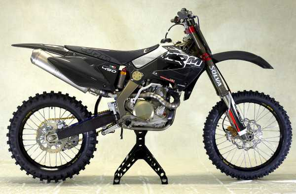 WRM 450 MX1 Cross #3