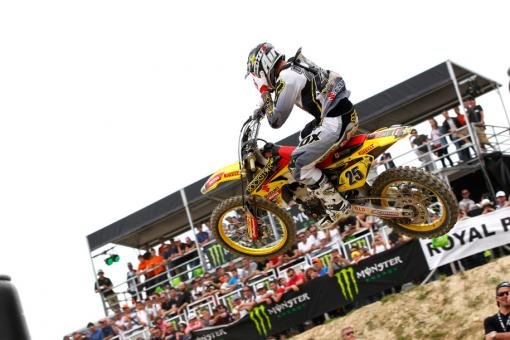 WRM 450 MX1 Cross, an endless sort of adrenaline #10
