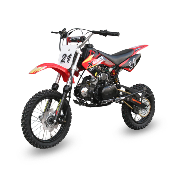 Xmotos XB-21 leading the sales race #5