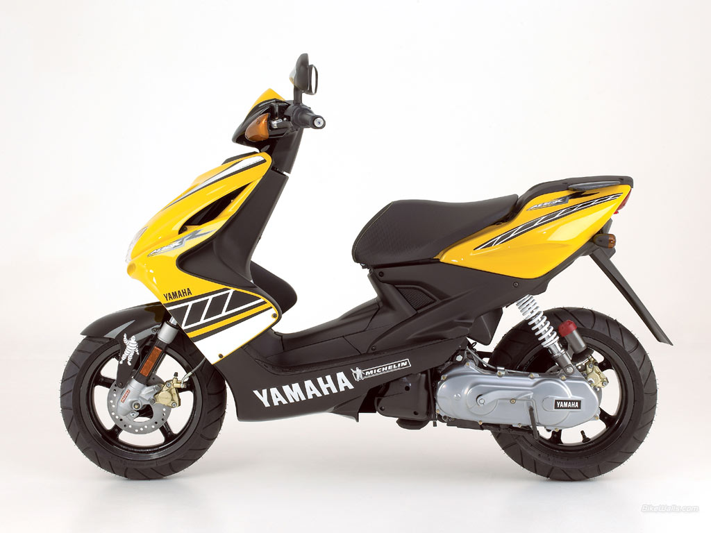 Yamaha Aerox R Special Version #2