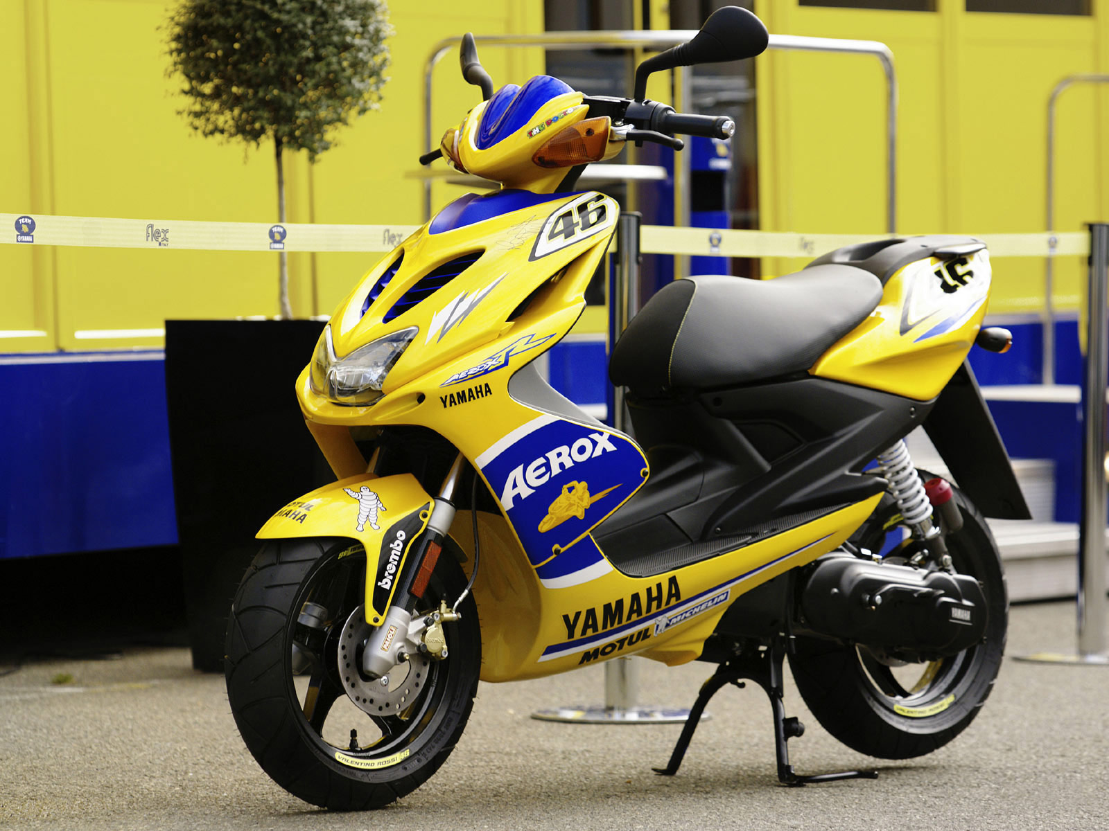 Yamaha Aerox Race Replica 2006 #3