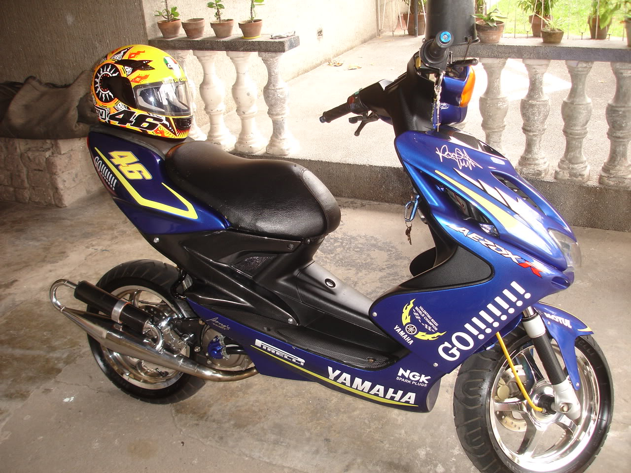 Yamaha Aerox Race Replica 2006 #6