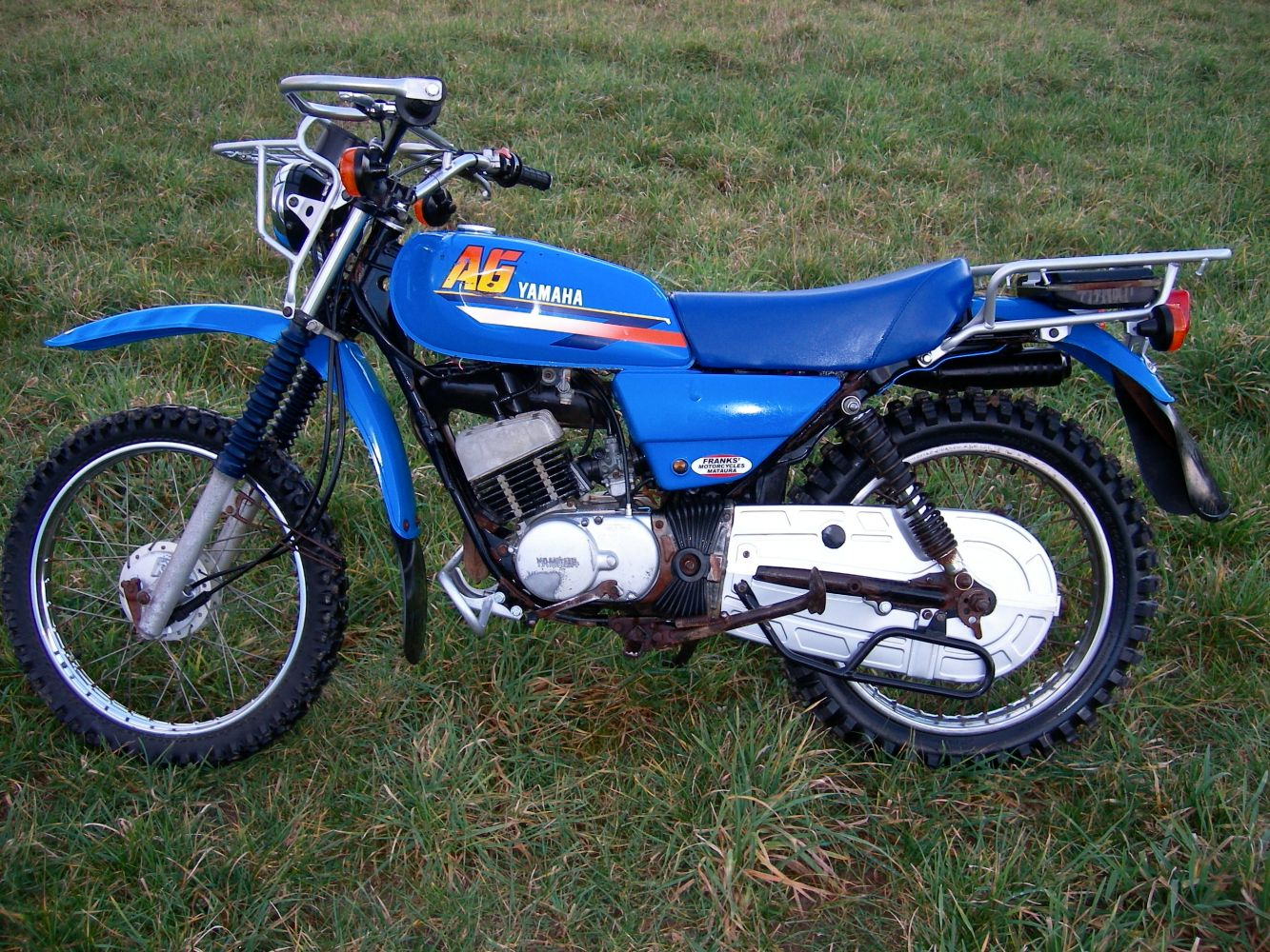 yamaha ytm 200 service manual