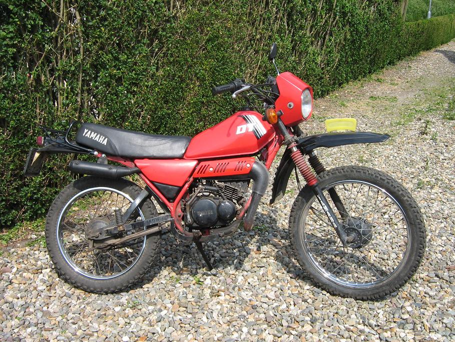 Yamaha Dt 50 Lc Maquina Que Marcou Geracoes