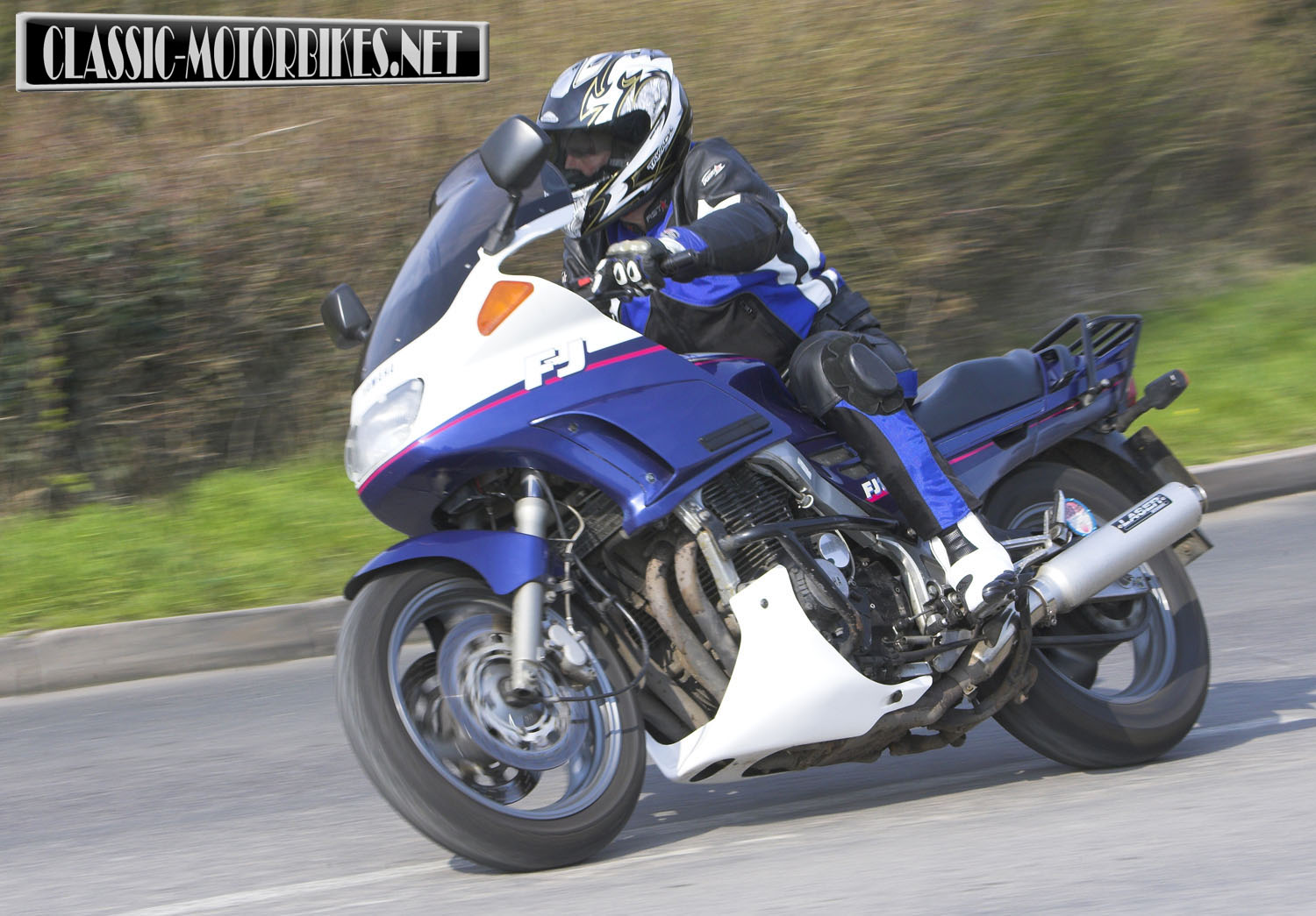 Yamaha FJ 1200 A (ABS) (reduced effect) #11
