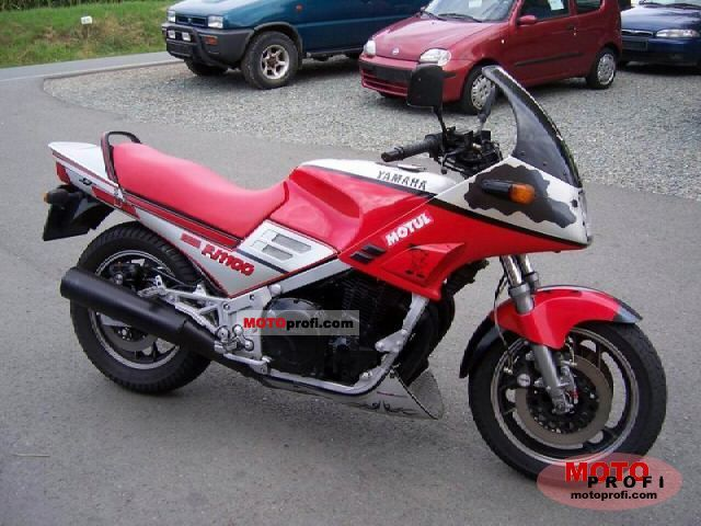 Yamaha FJ 1200 A (ABS) (reduced effect) #12