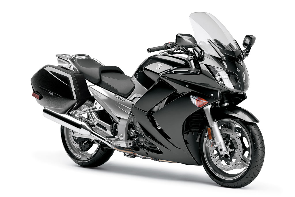 Yamaha FJR 1300 AS 2009 #1