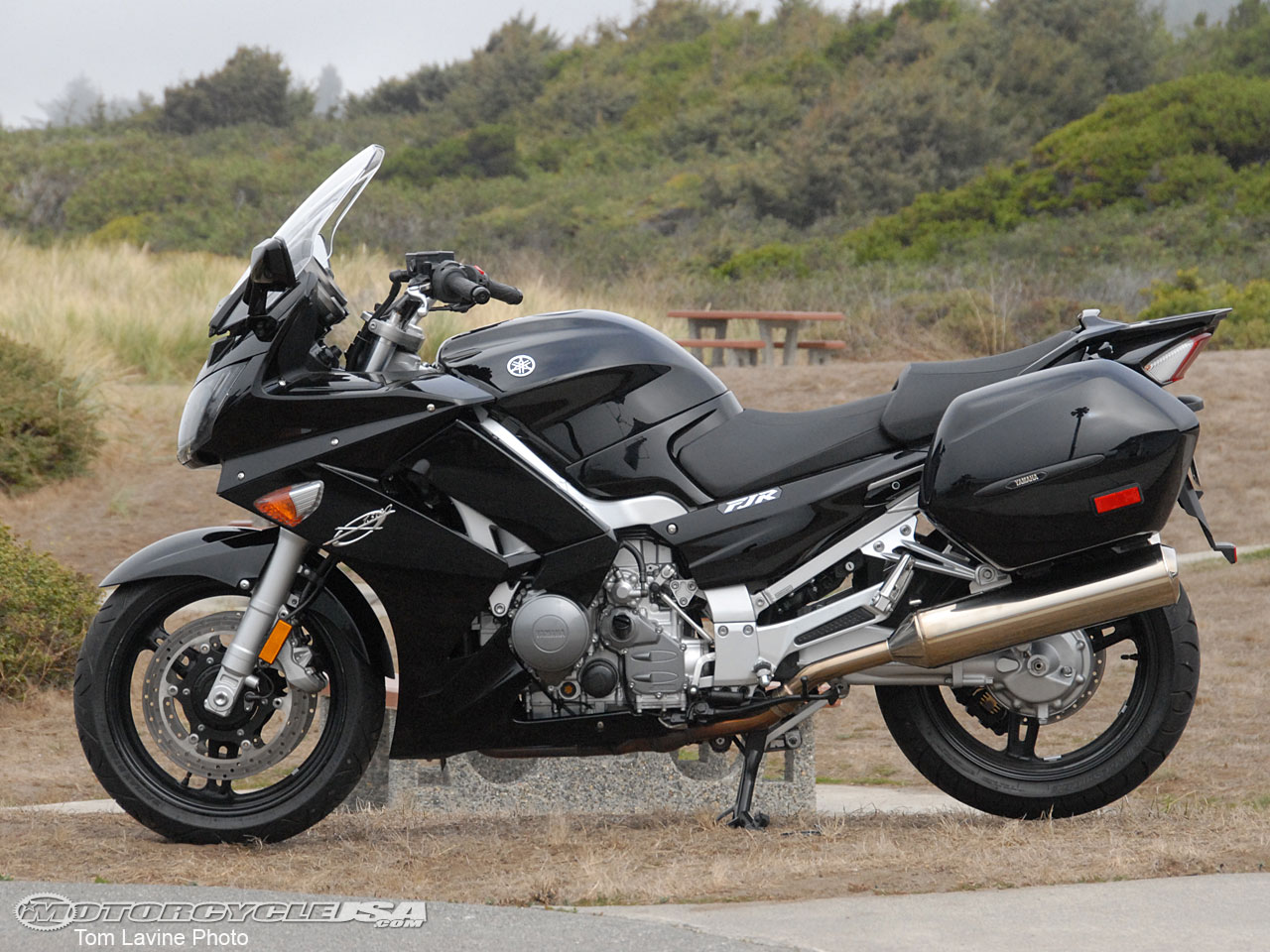 Yamaha FJR 1300 AS 2009 #2