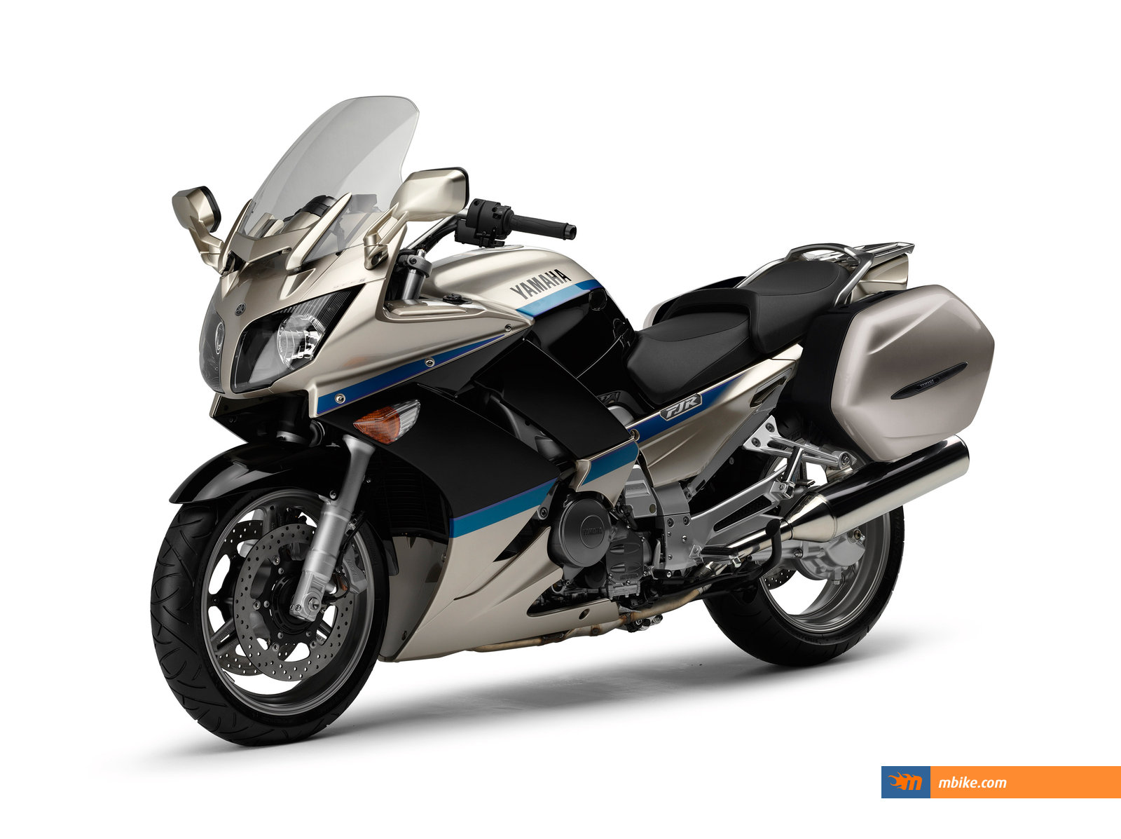 Yamaha FJR 1300 AS 2009 #6