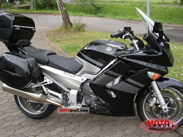 Yamaha FJR 1300 AS 2009 #8