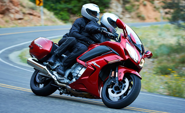 Yamaha FJR 1300 AS 2014 #14