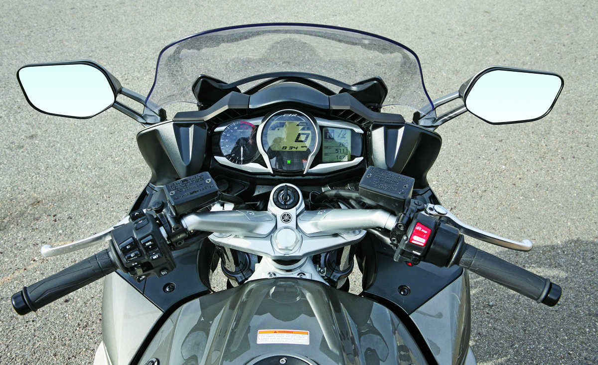 Yamaha FJR 1300 AS 2014 #6