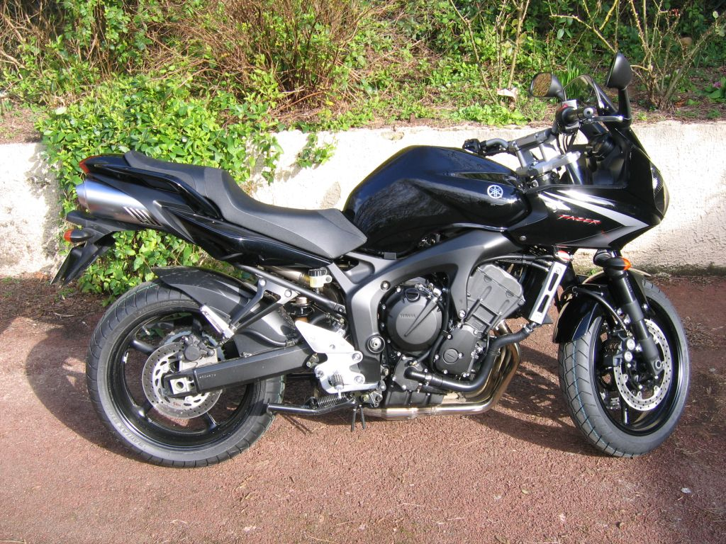 2007 yamaha fz6 fazer s2 moto zombdrive com. Black Bedroom Furniture Sets. Home Design Ideas